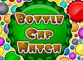 Bottle Cap Match