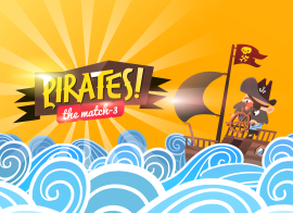 Pirates! The Match 3 Game